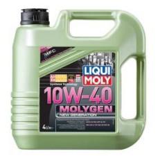 Масло моторное 10W40 9060 LIQUI MOLY MOLYGEN 4L