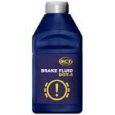 Жидкость тормозная  ДОТ4, DOT4 SKT 0,45L
