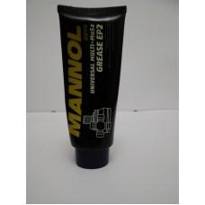 Многофункциональная густая смазка с молибденом MANNOL Universal Multi-MoS2 Grease EP2 100 г