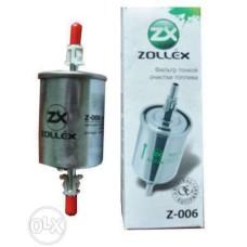 Топливный фильтр (Zollex) Z-006, DAEO LANOS, Део Ланос, ВАЗ-2110