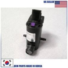 Мотор омывателя лобового стекла Kia SOUL