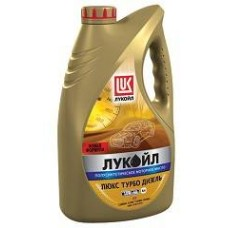 Масло моторное 10W40 ЛУКОЙЛ LUKOIL LUXE TURBO D 5L