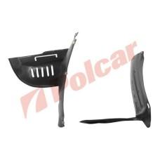 подкрыльник левая сторона переднее ABS+PCV (POLCAR)