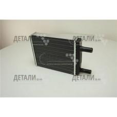 Радиатор отопителя 3302, 2705, 2217 d18 алюминиевый Лузар (печки)