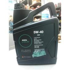 Масло моторное 5W40 (пр-во AVISTA) GER SN/CF 5L