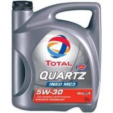 Масло моторное 5W30 Total Quartz Ineo MC3 5L