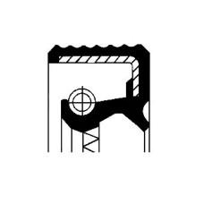 Уплотняющее кольцо, муфта дифференциала заднего моста CORTECO Tucson 2.0i
