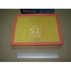 Фильтр воздушный  (пр-во M-filter) OPEL OMEGA A 1.8/2.0i 86-90