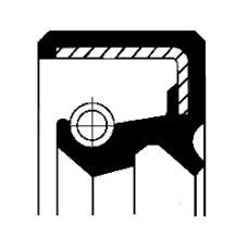 Сальник дифференциал 35*59*11/17 (пр-во CORTECO) NISSAN X-TRAIL/PRIMERA/Almera/Maxima, 2.2,2.5 01-
