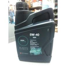 Масло моторное 5W40 (пр-во AVISTA) GER SN/CF 1L