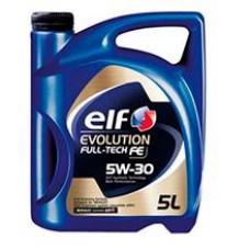 Масло моторное 5W30 ELF Evolution Full-Tech FE, 5L