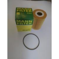 Фильтр масляный (пр-во MANN) Renault Master, Movano, Mascott 3.0dCi