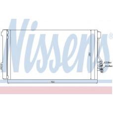 Конденсатор кондиционера MERCEDES VITO II W 639 (03-) (пр-во Nissens)