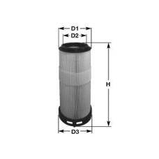 Фильтр воздушный  CLEAN FILTERS  C200/220 CDI OM646 04>