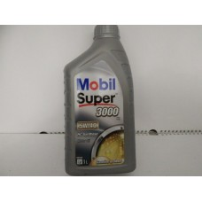 Масло моторное ( пр-во MOBIL SUPER 3000 ) 5W40 1л