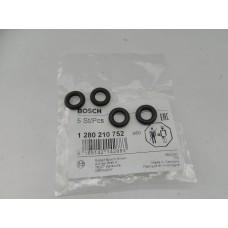 Кольцо уплотнительное топливной форсунки верхнее/нижнее (пр-во Bosch)