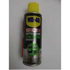 Очиститель контактов WD40 (пр-во SPECIALIST) 200 мл.