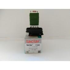 Реостат печки 0018212560 Vito 96-03 (4-контакта)  (пр-во TACLAR)