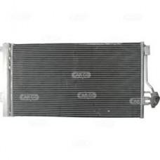 Радиатор кондиционера HC-Cargo VITO 639 (на 2 крепления)
