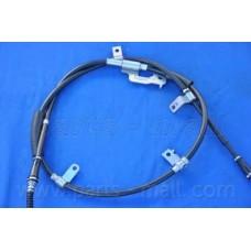Трос ручника правый PARTS-MALL  Hyundai VERACRUZ