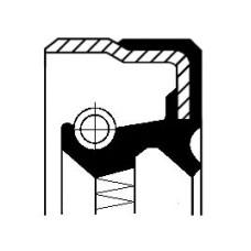 Сальник ступицы задней 60x73x11 (CORTECO) Sprinter 212-312