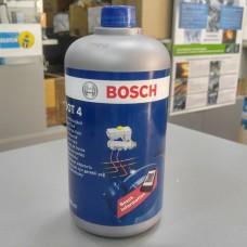 Жидкость тормозная 1L (BOSCH) ДОТ4, ДОТ-4, DOT4, DOT-4