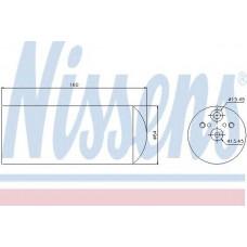 Осушитель, кондиционер (NISSENS) BMW 523, E39