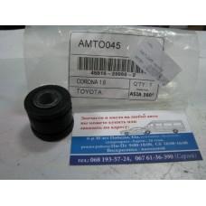 Втулка крепления рулевой рейки в ушко необход. 2 шт. (Asia360) TOYOTA, 45516-20080