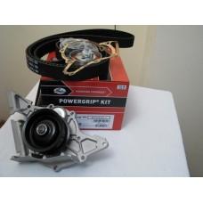 Комплект ГРМ с насосом (пр-во  PowerGrip® GATES) Audi 96-, VW, Skoda 01-, 2.4, 2.8 V6