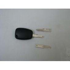 Ключ замка зажигания под иммобилайзер (VALEO) Renault Kangoo 97-07, Clio, Master, Trafic, Opel Vivaro, Movano