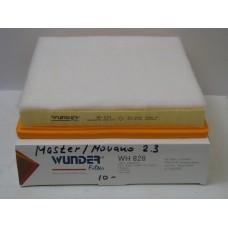 Фильтр воздушный (WUNDER) TRAFIC 2,0-2.5 dCI