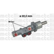 Главный тормозной цилиндр (METELLI) VW Caddy 03-
