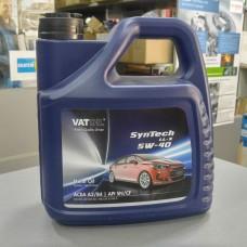Масло моторное SynTech LL-X (пр-во VatOIL) 5L, VAT, 115