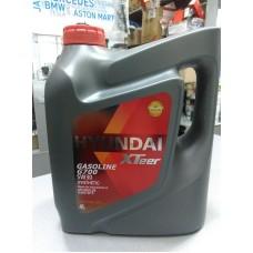 Масло моторное 5W30, 4L (HYUNDAI) Xteer Hyundai Gasoline G700 SN , 0510000410