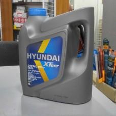 Масло моторное 5W30, 4L (HYUNDAI) синт диз Diesel Ultra SN/CF Xteer HYUNDAI