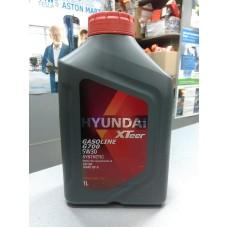 Масло моторное 5W30 (HYUNDAI) Xteer Hyundai Gasoline G700 SN 1L