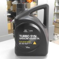 Масло моторное (пр-во MOBIS Turbo Syn SM) 4L