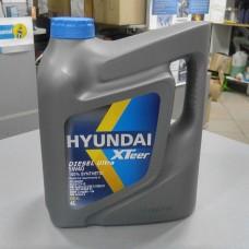 Масло моторное 5W40, 4L (HYUNDAI) синт диз Ultra SN/CF XTeer HYUNDAI