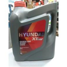 Масло моторное 10W40 полусинтетика Gasoline G500 SL (пр-во Hyundai XTeer) 4L.