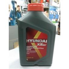 Масло моторное 5W30 SN/GF-5 (HYUNDAI) 1L,  Xteer Hyundai Gasoline Ultra Protection , 0510000410