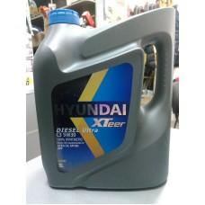 Масло моторное 5W30, 5L, DPF (HYUNDAI) синт диз Diesel Ultra C3 SN/C3 XTeer HYUNDAI
