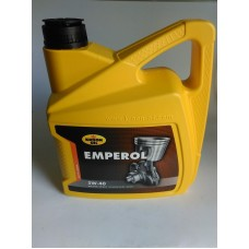 Масло моторное 5W40 EMPEROL (пр-во KROON OIL) 4L.