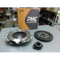 Комплект сцепления LDC01 (пр-во PHC VALEO)  ВАЗ 2109, ВАЗ 2114, ВАЗ 2113, ВАЗ 2115, ВАЗ 2108