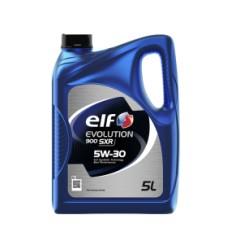 Масло моторное 5W30 ELF Evolution 900 SXR  4L