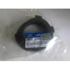 Прокладка пружины задней верхняя (пр-во MOBIS) Hyundai ACCENT 06-, KIA RIO 3/05-