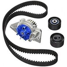 Водяной насос + комплект зубчатого ремня ГРМ  SKF Berlingo/Scudo/Ducato 2.0HDI/JTD 00- (+помпа)