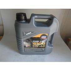 Масло моторное 5W40 LIQUI MOLY TOPTEC 4100 4L