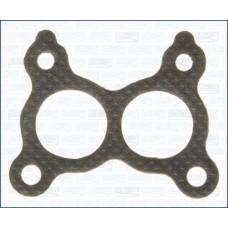 Прокладка коллектора выпускного (2 шт на двиг.) (AJUSA) NISSAN 1.4-1.6, GA14DE, GA16DE, DS, QG15DE, QG16DE