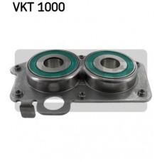 Плита с радиальными шарикоподшипниками МКПП (пр-во SKF) VW Caddy 2.0