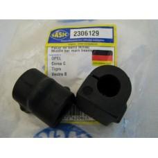 Втулка стабилизатора переднего, 16 мм, SASIC, OPEL, VECTRA, B